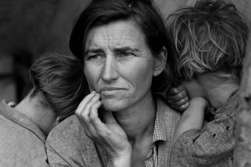 "The Fateful Roadside Stop That Led to Dorothea Lange's ""Migrant Mother"""