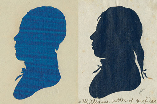 How Cut-Paper Silhouettes Ensured Portraiture Wasn't Just for the Rich