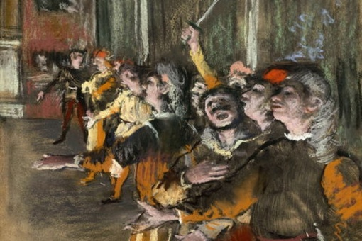 Stolen Degas Discovered on a Bus near Paris—and the 9 Other Biggest News Stories This Week