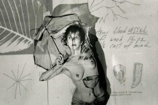Powerhouse Artist Carolee Schneemann on Transcending Criticism and Male Dominance