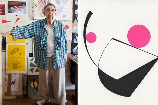 At 91, Geta Brătescu Is Still Testing the Limits of Her Creative Freedom