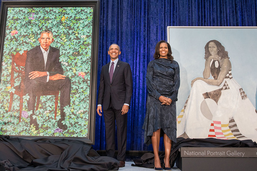 What the Obama Portraits Tell Us about Art and Politics