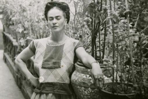 Frida Kahlo's Garden Is Still Thriving—Six Decades after Her Death