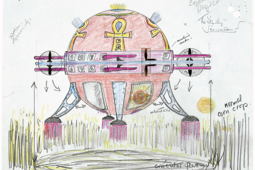 These Drawings Show How Pop Culture Has Changed the Way We See UFOs