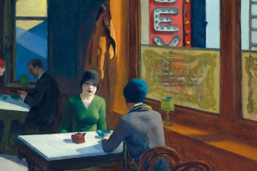 "Why Edward Hopper's ""Chop Suey"" Could Break the $100 Million Mark"