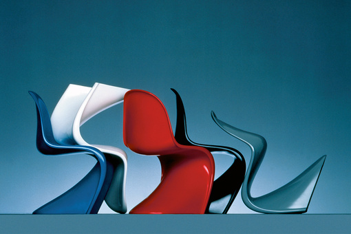 How Verner Panton's S-Chair Heralded a New Age of Furniture Design