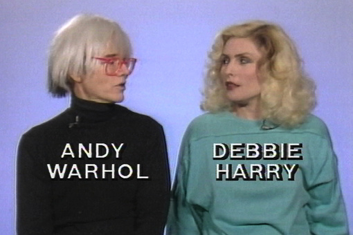 On His MTV Show, Andy Warhol Broke All the Rules