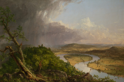 The Artist Who Gave America Its First Signature Art Form