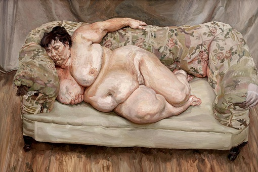 Lucian Freud's Obsession with Skin Inspired Powerful Nude Portraits
