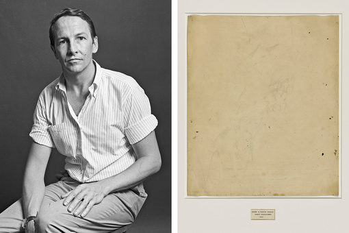 The Artsy Podcast, No. 60: Why Robert Rauschenberg Erased a de Kooning