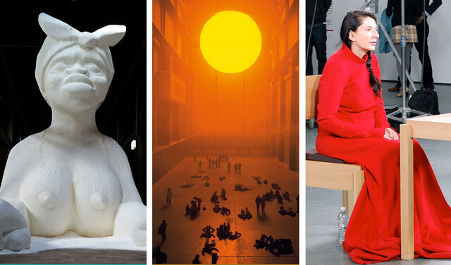 These 10 Artworks Tell the Story of Contemporary Art