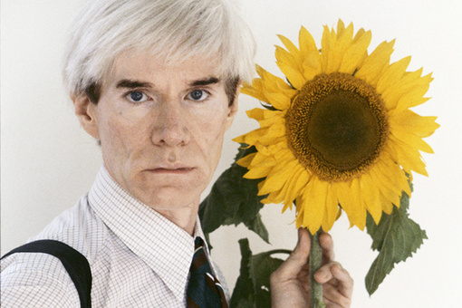 Andy Warhol on Love