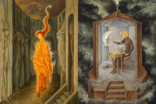 Why This Surrealist's Paintings Still Inspire Witches and Academics Alike