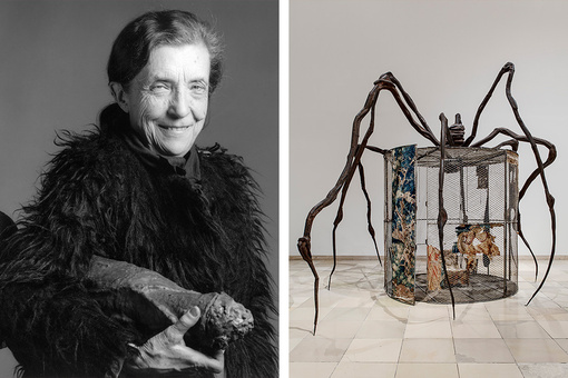 How to Be an Artist, According to Louise Bourgeois