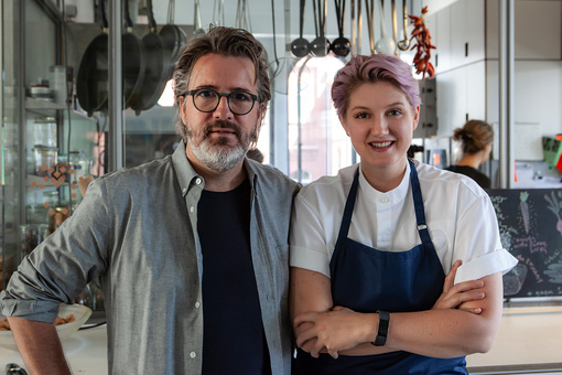 Olafur Eliasson on How Cooking Fuels His Art Practice