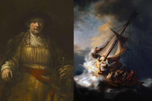 Rembrandt Was a Genius, a Sage, and a Snob—and He Left behind a Mysterious Legacy