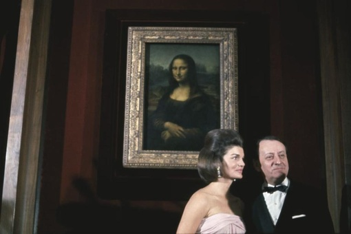 When Jackie Kennedy Brought the Mona Lisa to America, Paris Rioted
