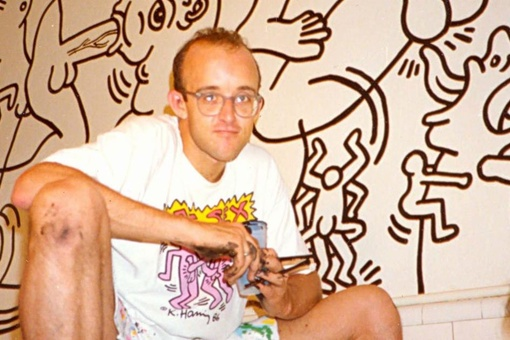 Keith Haring's Most Risqué Mural Is Hidden Where You'd Least Expect It