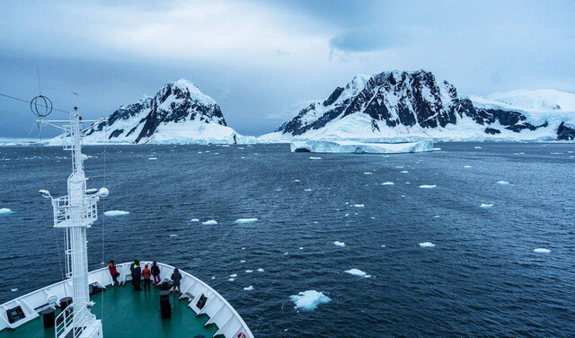 Why a Boat Full of Artists Made Art All the Way to Antarctica