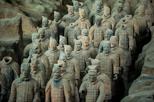 Why China's First Emperor Built, Then Buried, a 7,000-Strong Terracotta Army