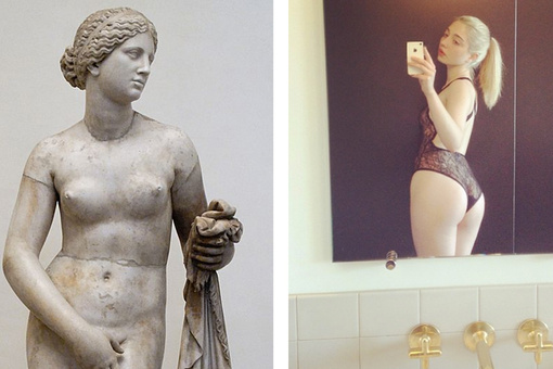 How Art Has Shaped Female Beauty Ideals throughout History