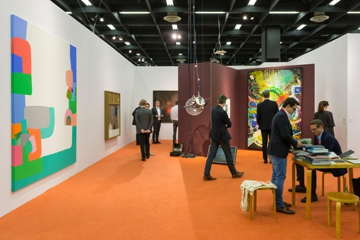 What Sold at Art Cologne
