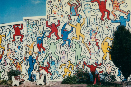 Why This 30-Year-Old Keith Haring Mural Was Never Meant to Last
