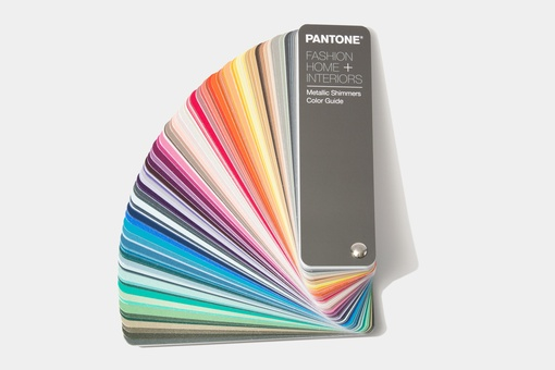Pantone's New Colors Tap into Our Innate Love of Shiny Things