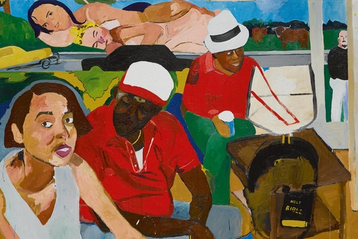 Multiple Records Set for Black Artists at $362.5 Million Night at Sotheby's