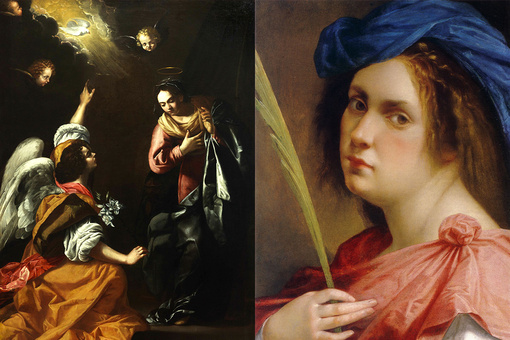 Behind the Fierce, Assertive Paintings of Baroque Master Artemisia Gentileschi