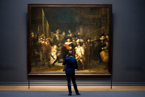 Why Rembrandt's Night Watch Is So Famous