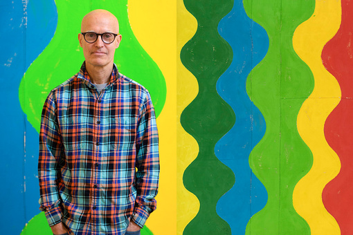 Chris Martin on Breaking the Rules of Painting in the 1980s