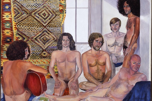 How Sylvia Sleigh Turned Her Gaze on the Male Nude