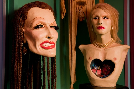 1980s Icon Greer Lankton Explored Glamour and Gender in Her Eerie Dolls