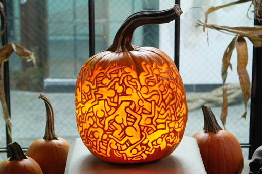 These Artists Are Carving Incredibly Detailed, Art-Historical Pumpkins