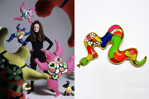 From Frank Stella to Louise Bourgeois, 9 Artists Who Designed Stunning Jewelry