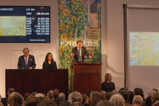 Top Lots at Christie's and Sotheby's Impressionist and Modern Auctions Fail to Sell
