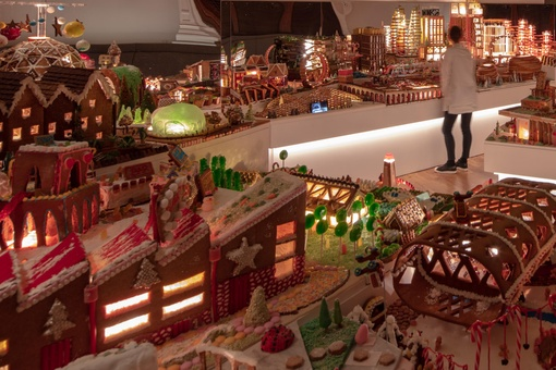 See the Gingerbread Skycrapers and Ski Chalets Designed by Leading Architects