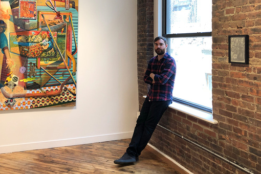 As Emerging Art Galleries Struggle, This Sotheby's Vet Thinks He's Found the Key to Success