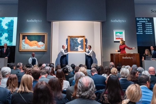 $157 Million Modigliani Breaks Sotheby's Record at Otherwise Underwhelming Impressionist and Modern Sale