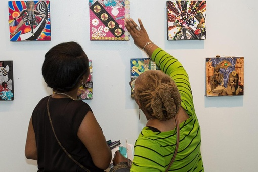 The Wellness Movement That's Empowering Older Adults to Become Artists