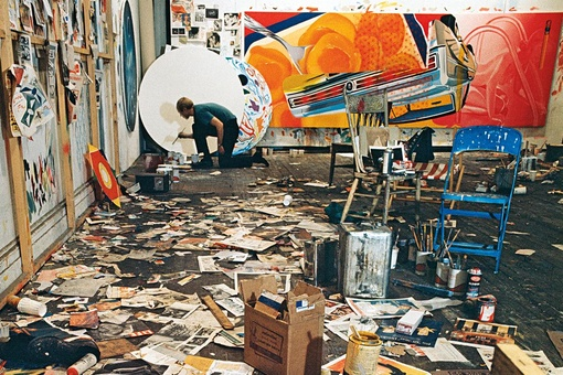 James Rosenquist's Day Job Painting Billboards Led to His Greatest Work