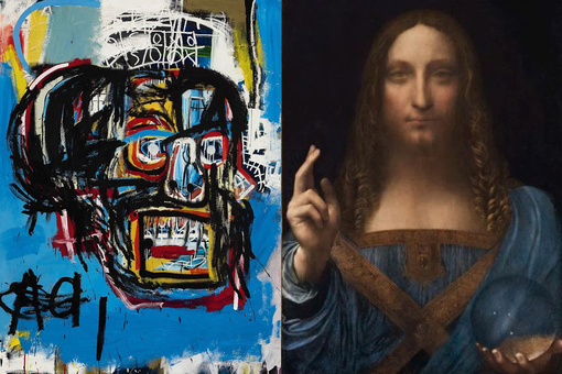 The Most Expensive Artworks Sold in 2017