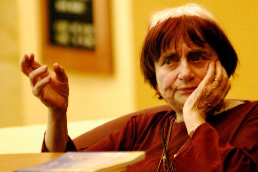 Grandmother of French Cinema Agnès Varda on Becoming an Artist at 88