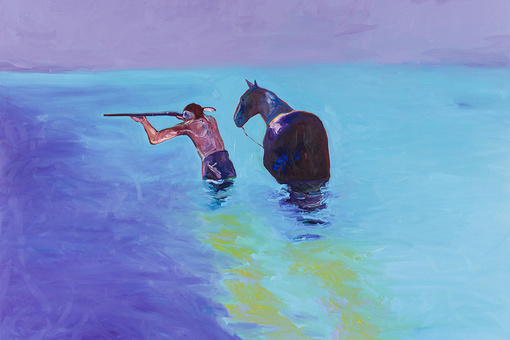 Why Fritz Scholder Was One of Few Native Artists to Break into the American Mainstream