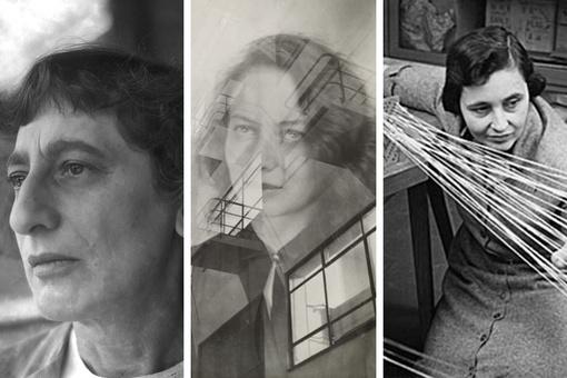 The Women of the Bauhaus School