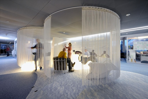 These 7 Innovative Office Spaces Were Designed to Spark Creativity