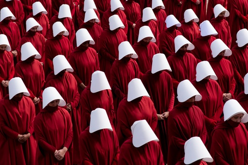 The Rise of the Handmaid Habit as a Visual Icon