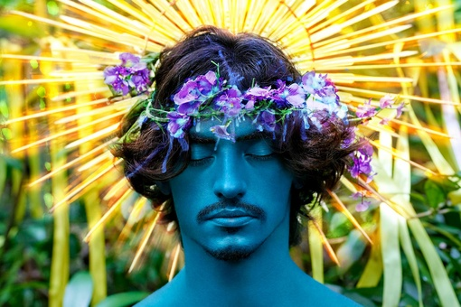 The Religious Iconography of David LaChapelle