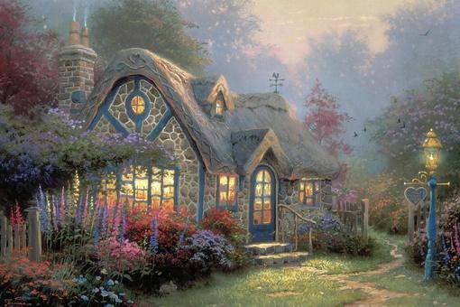 Thomas Kinkade, the Painter Art Critics Hated but America Loved